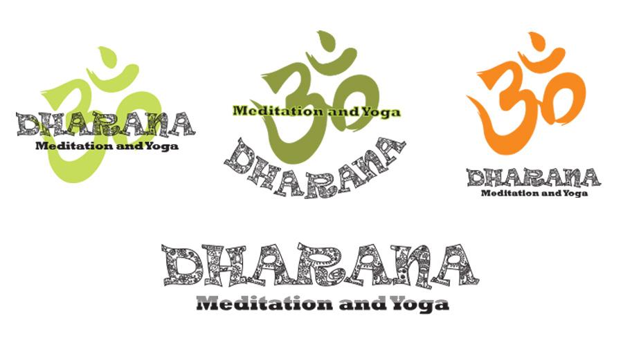 Dharana - logo Design