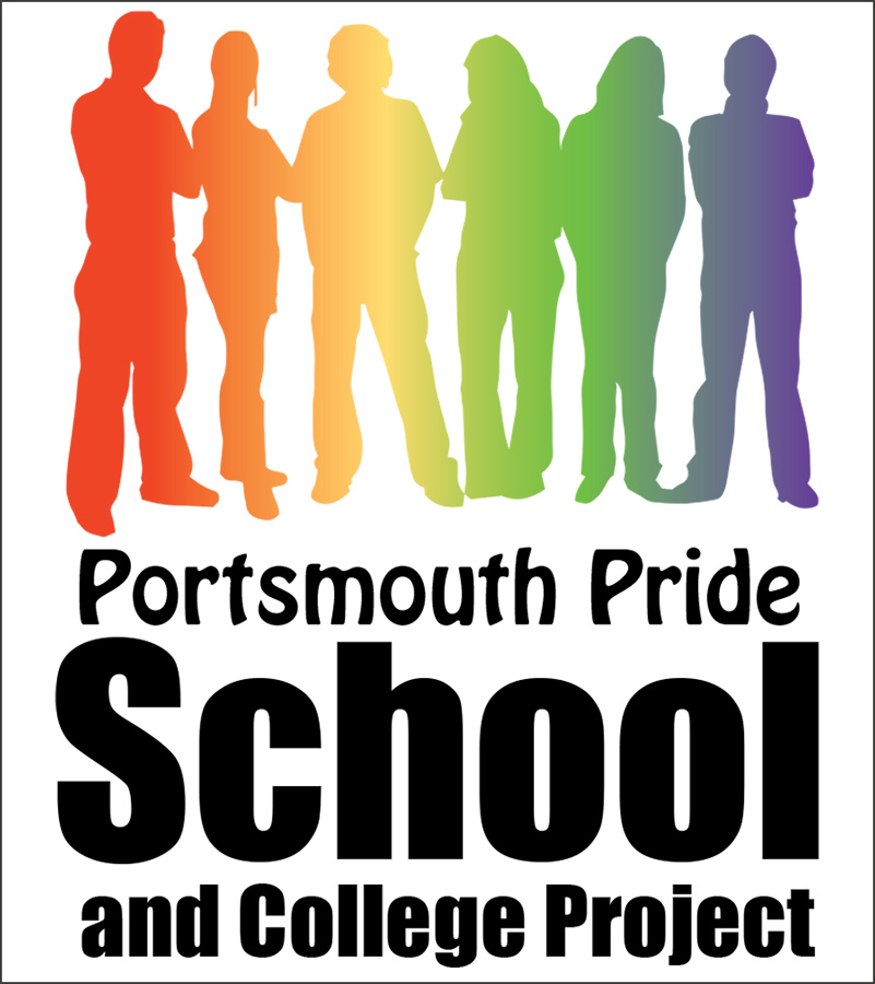 Logo design proposal for Portsmouth School Project