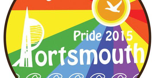 Portsmouth Pride 2015: Logo Design