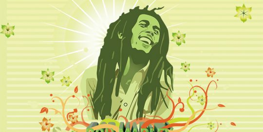 Bob Marley: Illustration