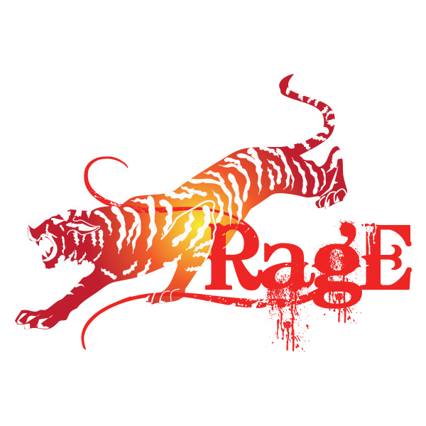 Rage: Logo Design