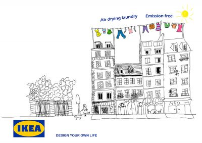 IKEA – Emission Free Project