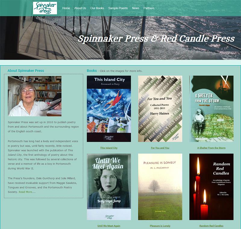 Spinnaker-Press