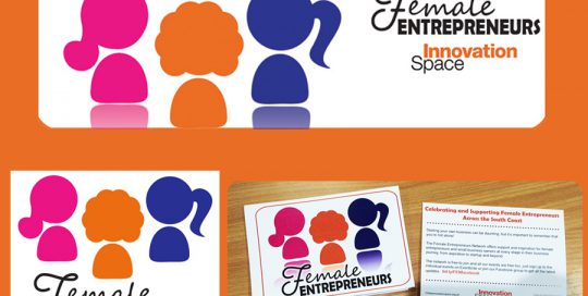 Female Entrepreneurs Network - Branding Project