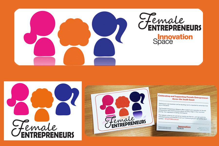 Female Entrepreneurs Network - Branding Project