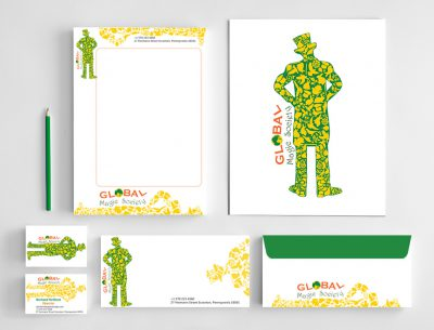 Global – Stationery Design