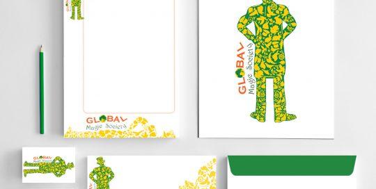 Global – Stationery Design
