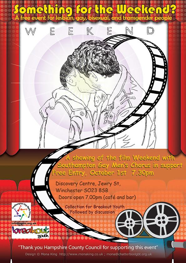 Film Evening - Poster Design