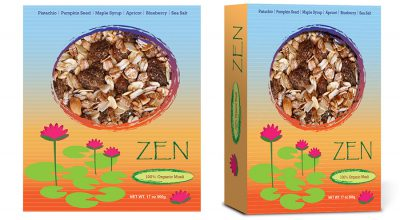 Zen – Packaging Design