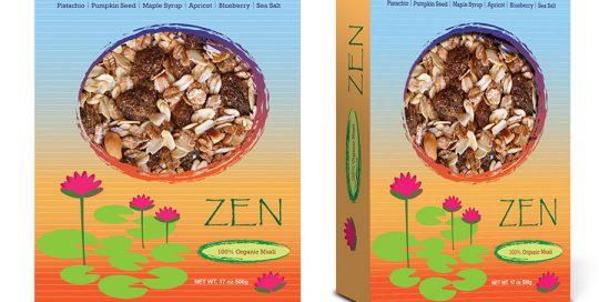 Zen – Packaging Design