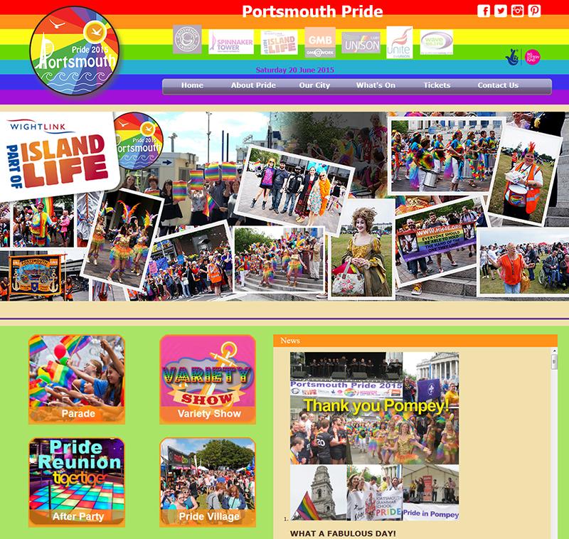 Portsmouth Pride 2015