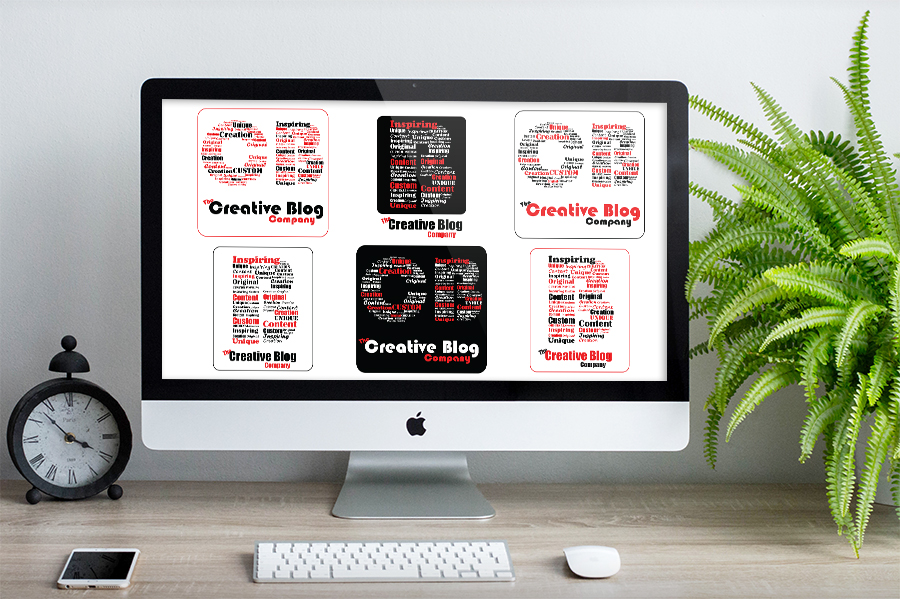 Logo and Branding Design: Creative Blog Company