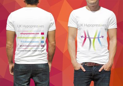 T_shirt design for UK Hypopressives