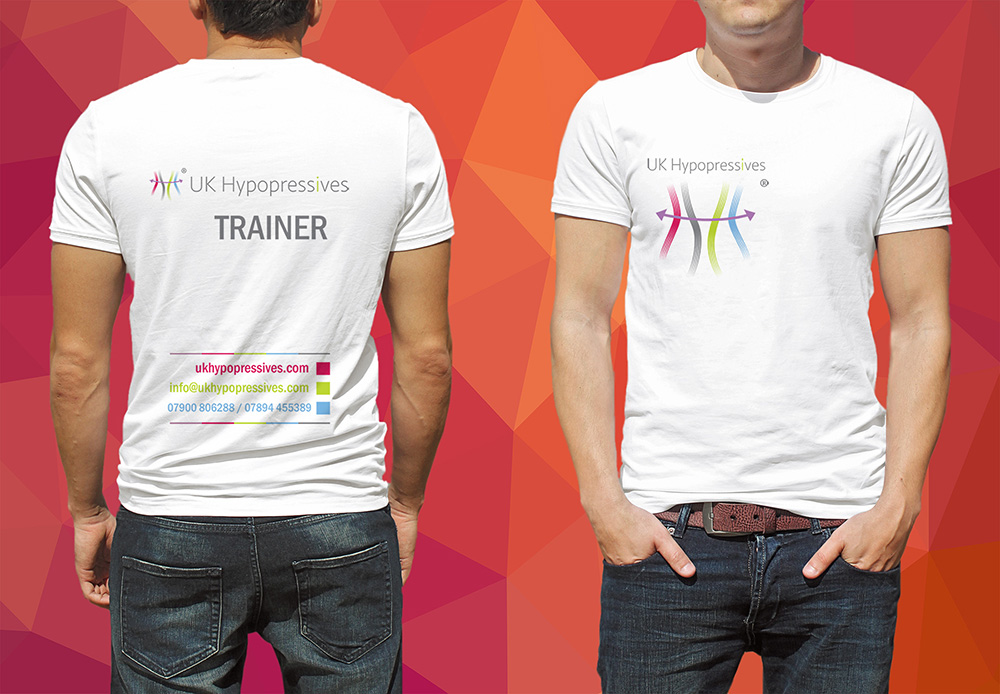 T_shirt design for UK Hypopressives