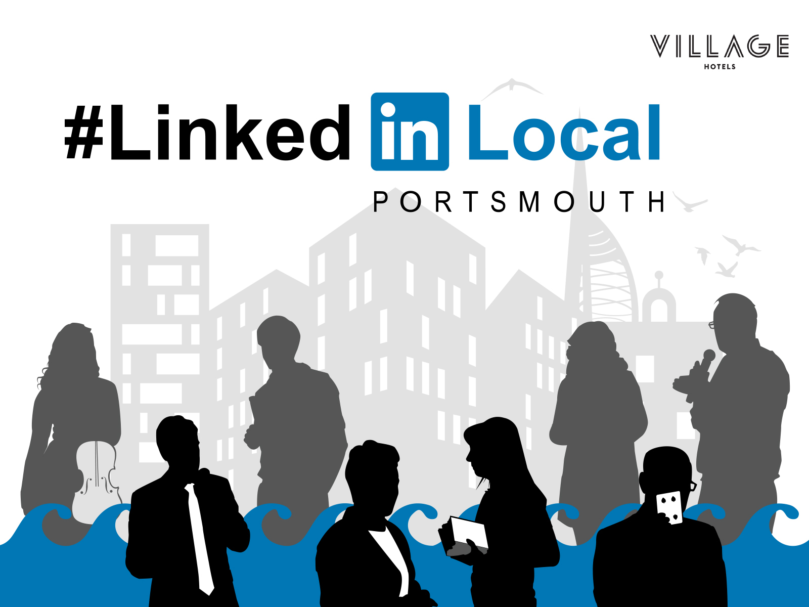 #LinkedIn Local Portsmouth