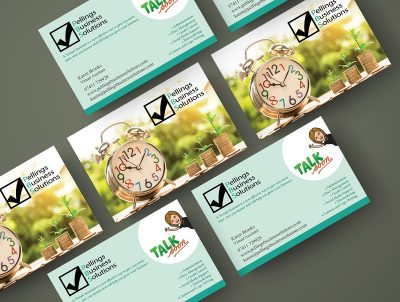 Pelling Business Card Design