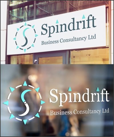 Logo design for Spindrift
