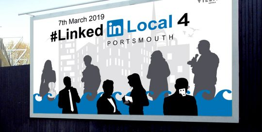 #linkedin local rebranding