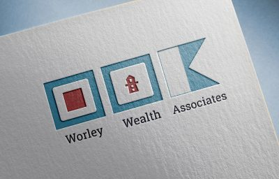 Worley Wealth Associates - Branding and Logo Design