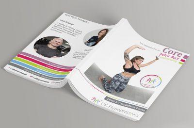 UK Hypopressives: Course Book Design